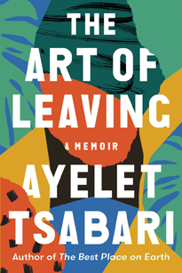 book cover, The Art of Leaving